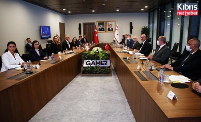 Hukuk, Siyasi İşler, Dış İlişkiler Komitesi, Türkiye İçişleri Bakanı Soylu tarafından kabul edildi