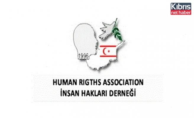 """İnsan Hakları Derneği, Leyen'e """"iki devletli çözümü kabul etmeme hakkını nereden bulduklarını"""" sordu"""