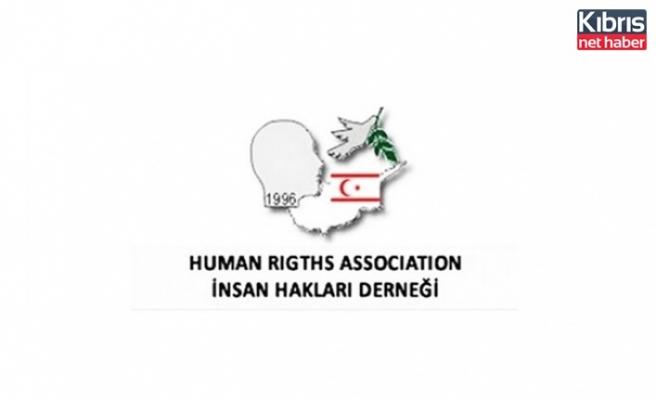 İnsan Hakları Derneği Maraş'taki Vakıf Mallarına Sahip Çıkılmasını İstedi