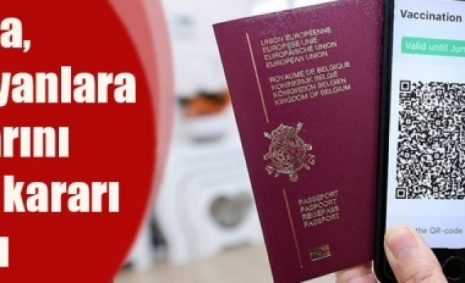 Malta, aşılamasını tamamlamayanlara sınırlarını kapatma kararı aldı