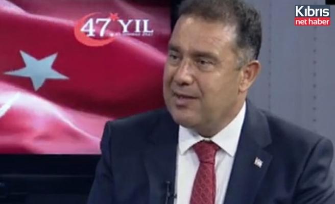 Saner: TC Cumhurbaşkanı Erdoğan iki egemen devlet tezinin pekiştirici mesajlar verecek