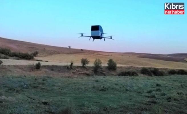 Siirtli Burhan inanılmazı başardı! Parçalarla uçan araba yaptı
