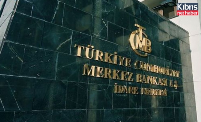 TC Merkez Bankası, politika faizini sabit tuttu