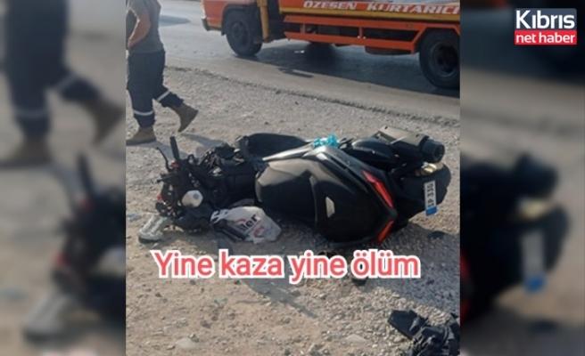 Yine kaza yine ölüm
