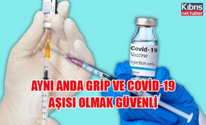 Aynı anda grip ve Covid-19 aşısı olmak güvenli