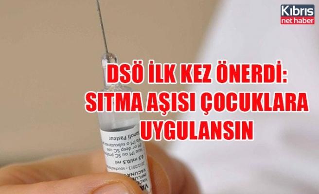 DSÖ ilk kez önerdi: Sıtma aşısı çocuklara uygulansın