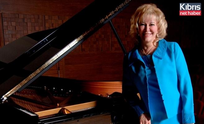 Gülsin Onay 2. Piyano Festivali Kapsamında, Türkiye Devlet Sanatçısı Gülsin Onay Piyano resitali verecek