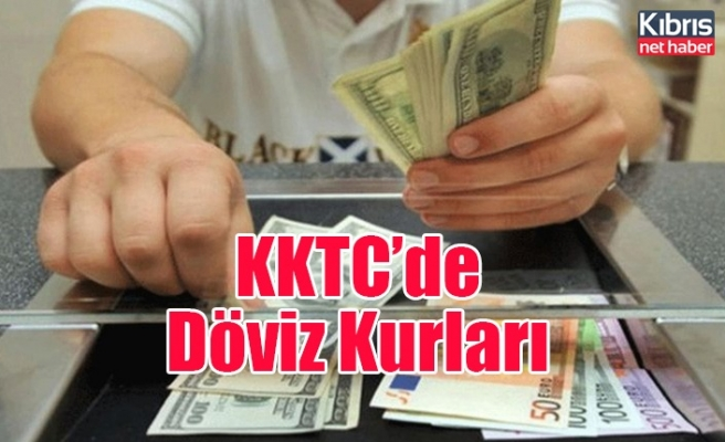 KKTC Merkez Bankası döviz kurları
