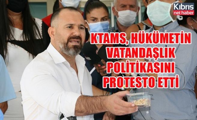 KTAMS, hükümetin vatandaşlık politikasını protesto etti