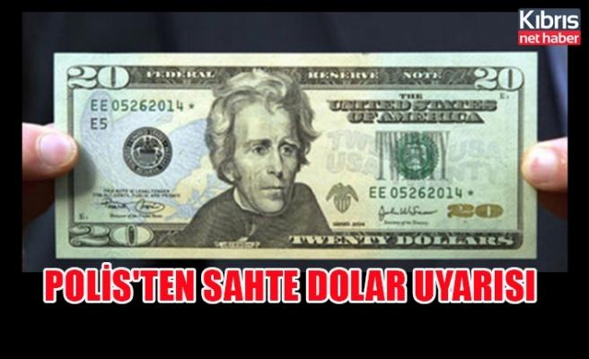 Polis'ten sahte Dolar uyarısı