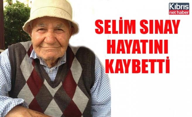 Selim Sınay hayatını kaybetti