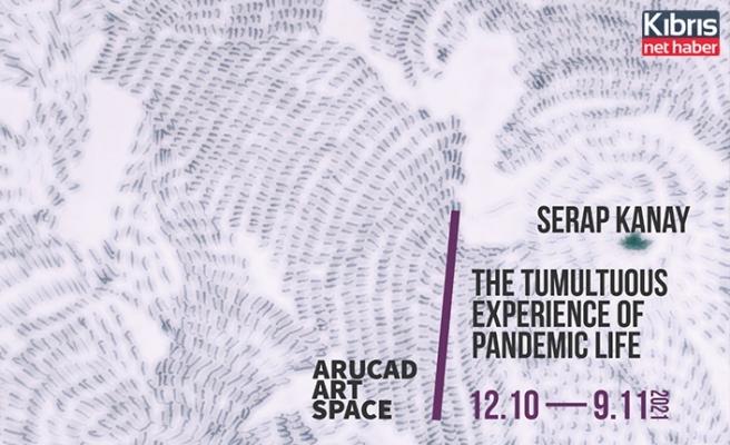 Serap Kanay'ın yeni sergisi ARUCAD Art Space'de açılıyor