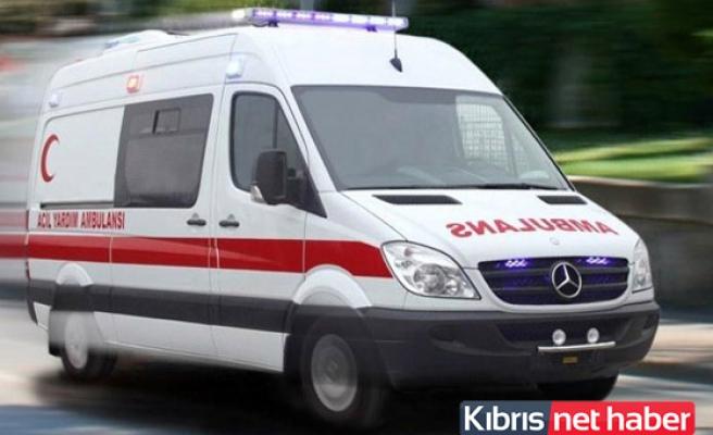 23 yaşındaki Mustafa Burak Şanlı hayatını kaybetti