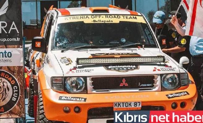"""24 Saat Off Road"" start aldı"