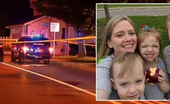 3'ü çocuk 5 kişi öldürüldü