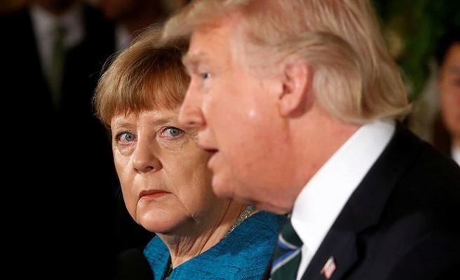 ABD bitti dedi Almanya destek verdi