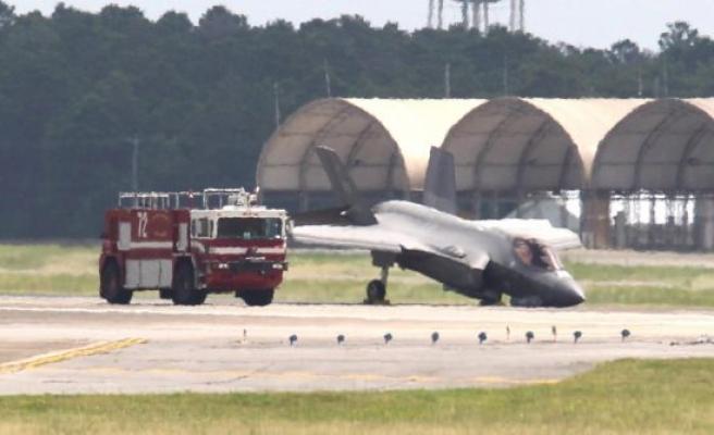 ABD F-35 gerçeğini dünyayla paylaştı