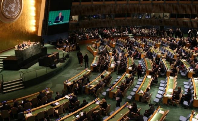 ABD ve 6 Ülkeden BM'ye Suriye İçin 'Yeni Anayasa' Çağrısı