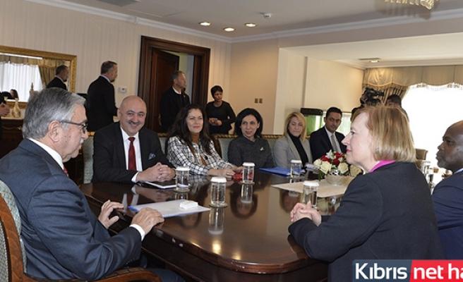 AKINCI SPEHAR'I KABUL ETTİ