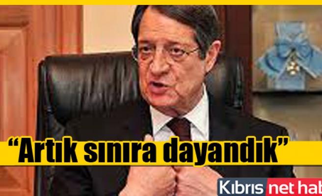 Anastasiadis mülteci soruna ilişkin Türkiye'yi suçladı