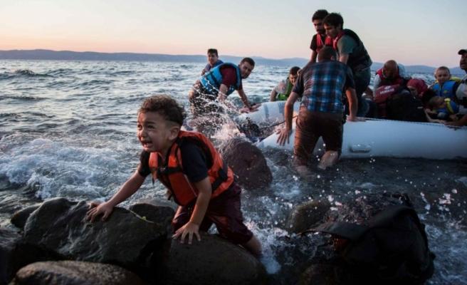 Avrupa Komisyonu'ndan Güney Kıbrıs'a mülteci yardımı
