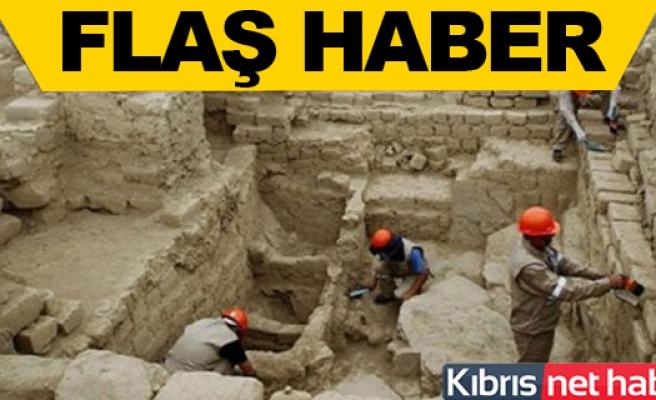 BAF'ta Yapılan Kazılar Tamamlandı