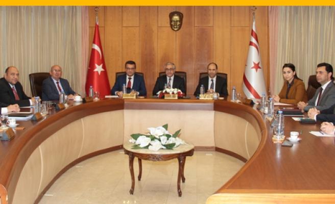 Bakanlar Kurulu Cumhurbaşkanı Başkanlığında Toplandı