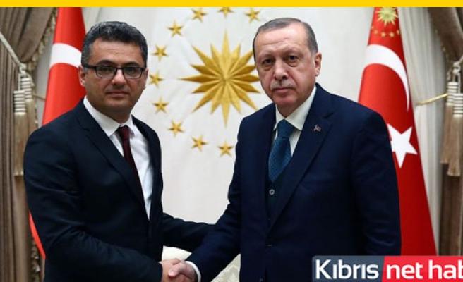 Başbakan 'nihayet' Erdoğan ile görüştü