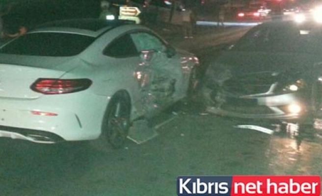 Biri ağır beş kişi yaralandı