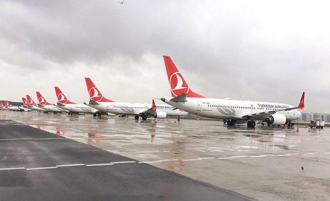 Boeing'in 737 MAX uçaklarına hava sahaları kapatıldı