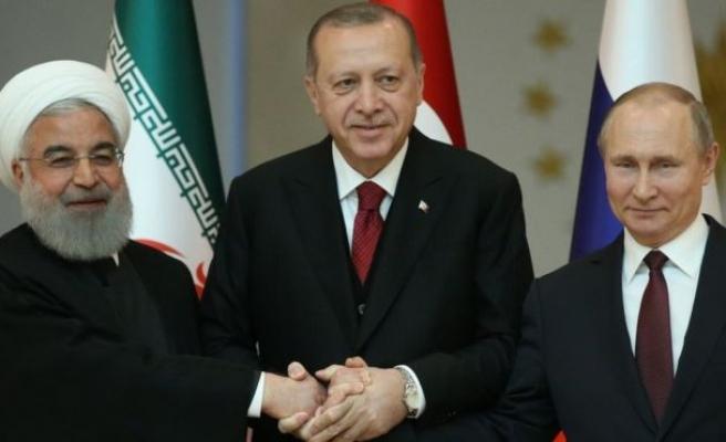 Boşluğu Türkiye, Rusya ve İran doldurmaya çalışacak