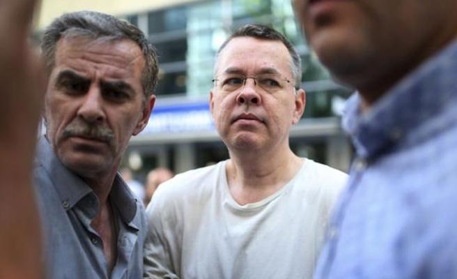 Brunson'un avukatından AYM açıklaması