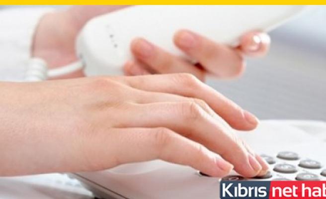Dikkat Lefkoşa'da telefon ve internet kesintisi