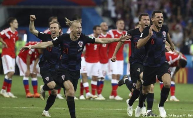Dünya Kupası'nda diğer finalist Hırvatistan oldu