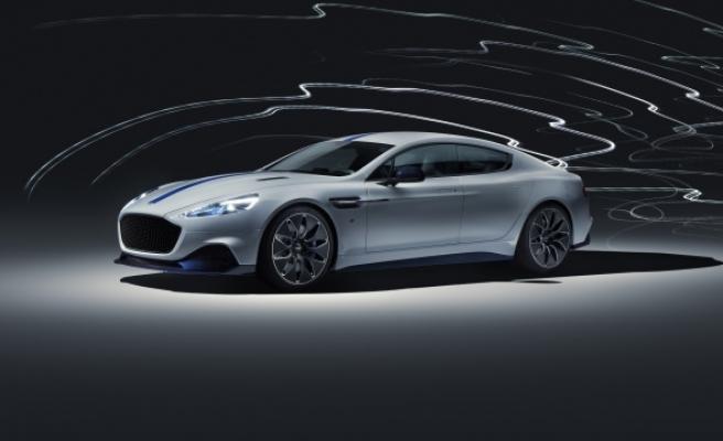 Elektrikli Aston Martin sadece 155 adet üretilecek