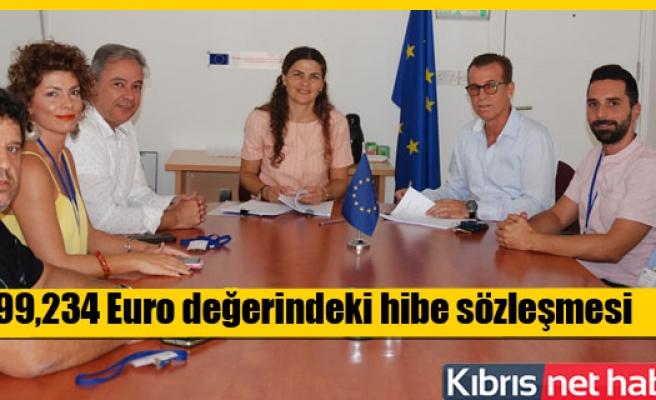 """""""Elektriksel Alan"""" Eğitim Projesinin Sözleşmesi İmzalandı"""