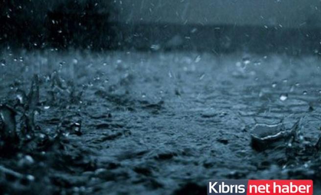 En Fazla Yağış Sipahi Ve Zafer Burnu'nda Kaydedildi