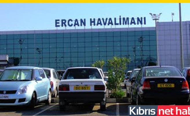 Ercan'dan 42 Bin Dolarla Çıkmaya Çalıştı