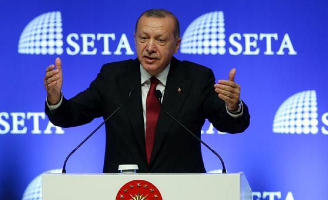 Erdoğan'dan ABD'nin elektronik ürünlerine boykot çağrısı!