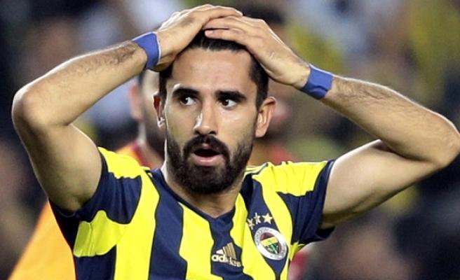 Fenerbahçeli futbolcu Alper Potuk battı!