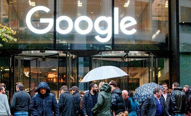 Google çalışanlarından