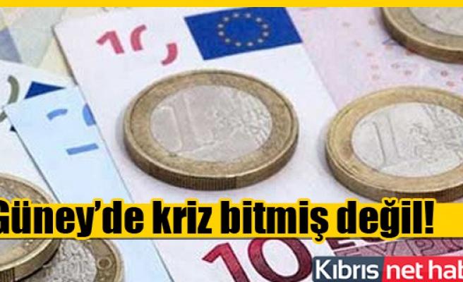 Güney Kıbrıs'ta kişi başına düşen borç 72 bin Euro
