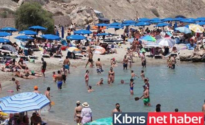 Güney'e giden turist sayısında yüzde 17 artış