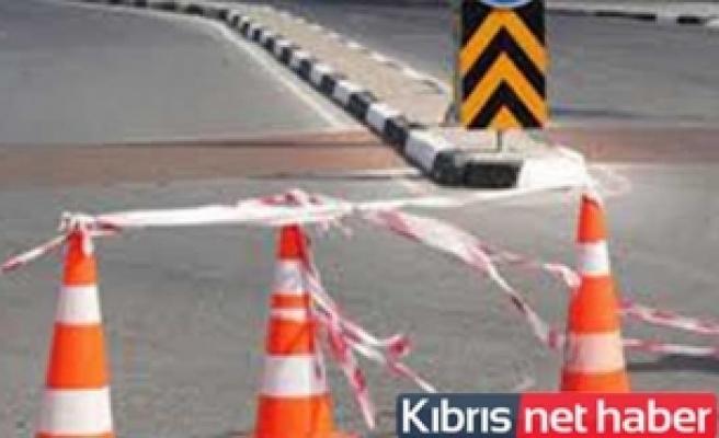 Hafta sonu iki güzergah trafiğe kapalı olacak