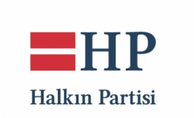 Halkın Partisi, Parti Meclisi Bu Akşam Toplanacak