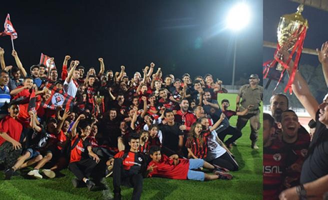 Hamitköy yeniden Süper Lig'de