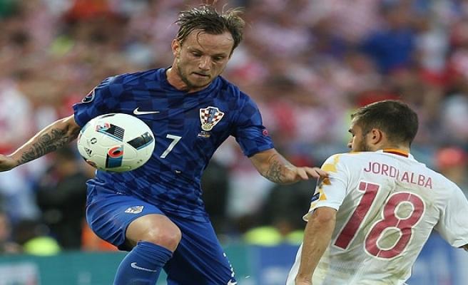Hırvatistan İspanya'yı yendi!.. Grubu lider tamamladı!