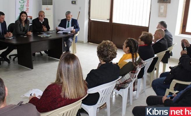 İçişleri Bakanı Baybars: Lefke'nin Çekim Merkezi Olmasını Hedefliyoruz