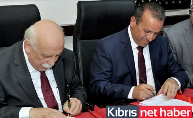 İşbirliği anlaşması imzalandı