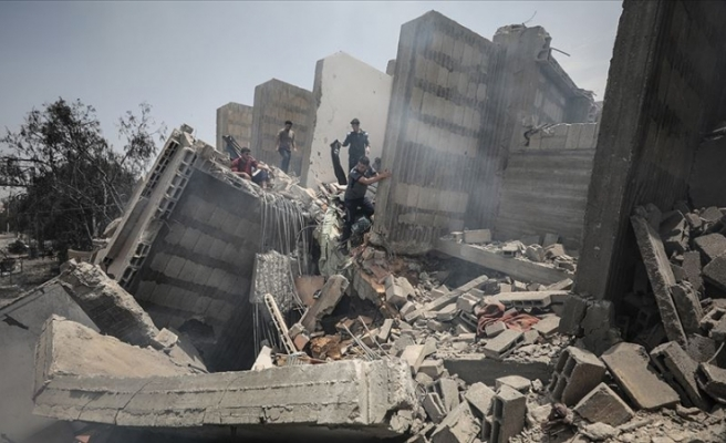İsrail Gazze'ye 30 milyon doların girişine izin verecek